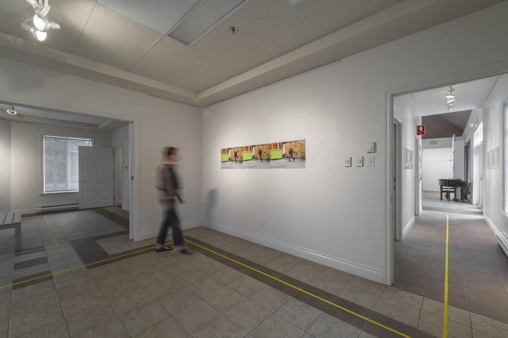Danse trajet Maison des arts et de la culture de Brompton
