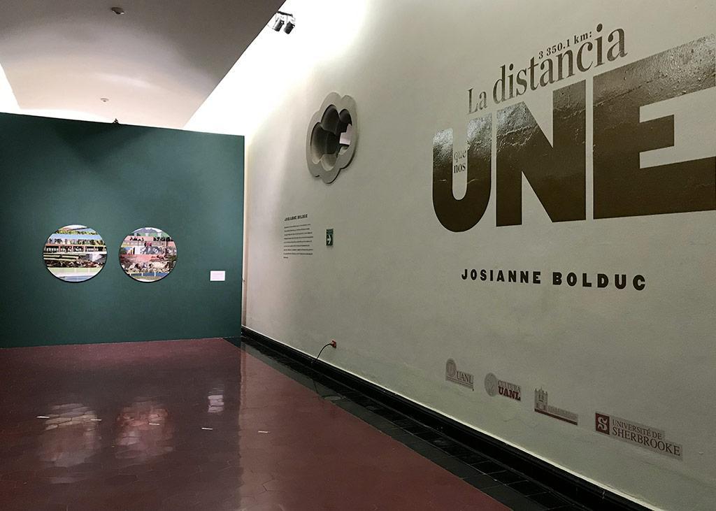 3350,1 km : La distance qui nous unit-UANL